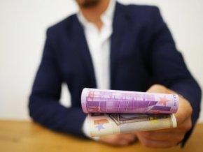 Darlehen Auszahlung, Kredit, Geld, Finanzen