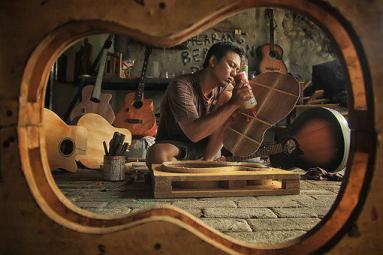 Workshop, Instrument, Wood, Craftsman, Creative Energy, Talented