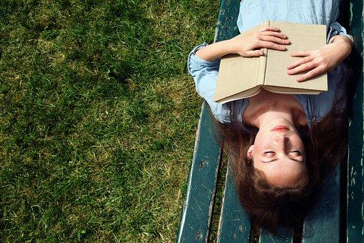 women spending time alone