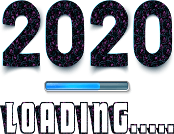 Happy New Year, 2020, Loading, Celebration, Year, Happy