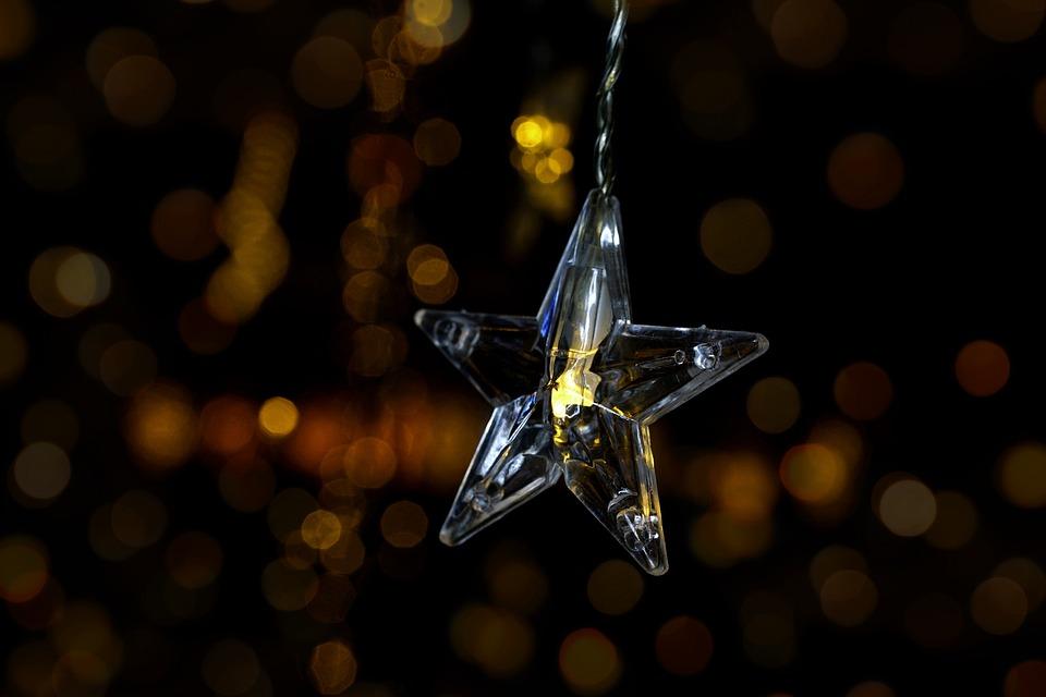 Navidad Iluminación Estrella - Foto gratis en Pixabay