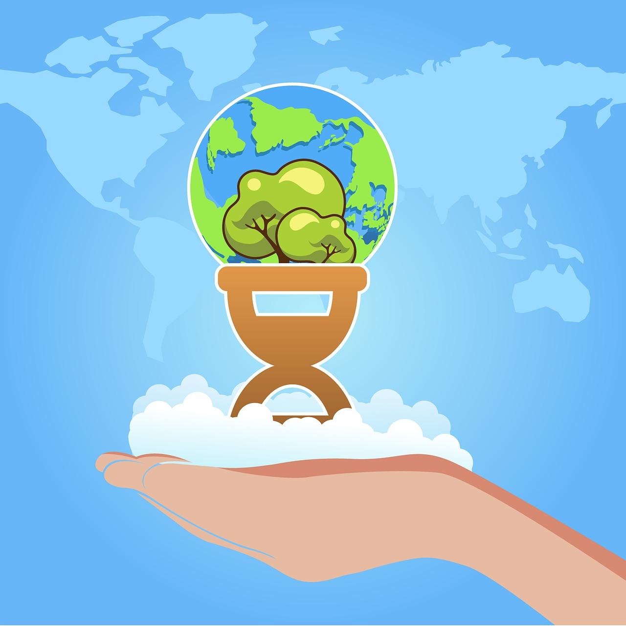 Earth Hour Save Protect Free Image On Pixabay