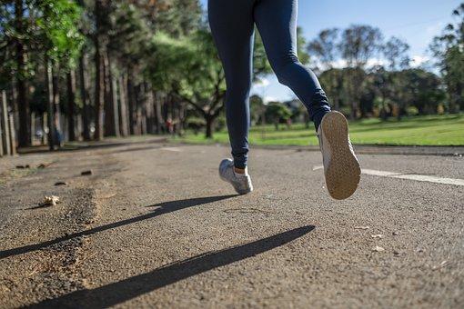 Running, Woman, Race, Athlete, Sport