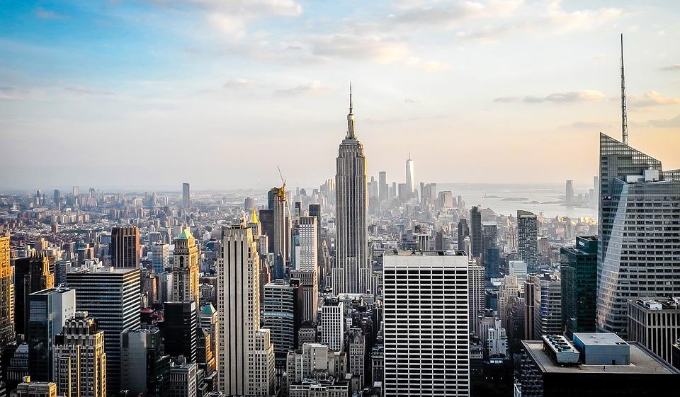 Nueva York, Ciudad De Nueva York, América, Ee Uu