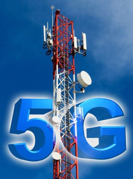 The Internet, 5G, Technology, Free, Network