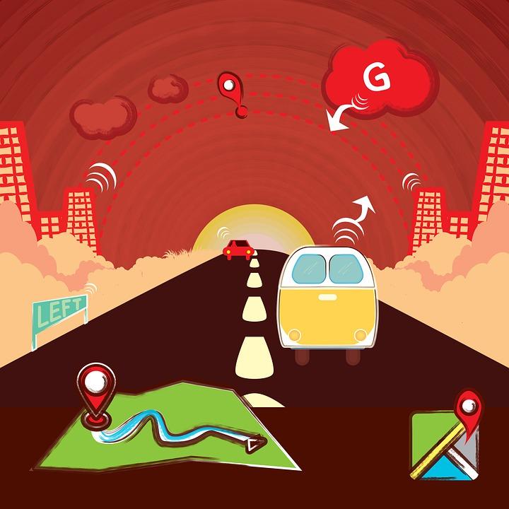 Plan Trip using Google Maps
