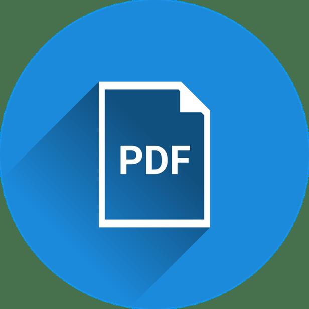 Pdf, Document, Documents, Pdf File, Icon