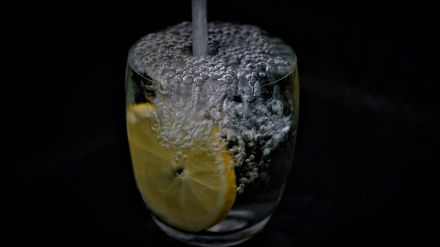 Water Slice Of Lemon Glass - Free photo on Pixabay