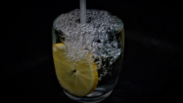 Water Slice Of Lemon Glass - Free photo on Pixabay