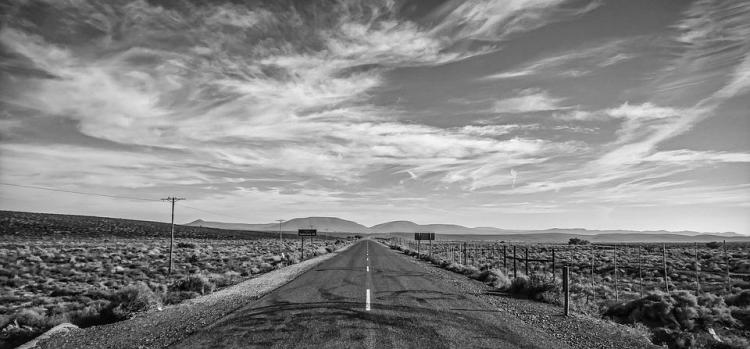 Road, Travel, Clouds, Mountains, Journey, Landscape