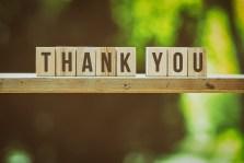 Dank U, Bedankt, Feedback, Brieven, Wenskaart