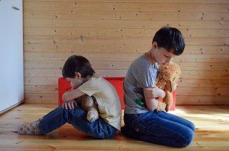Offense, Quarrel, Kids, Baby, Childhood