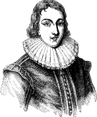John Milton Portrait Line Art - Free vector graphic on Pixabay