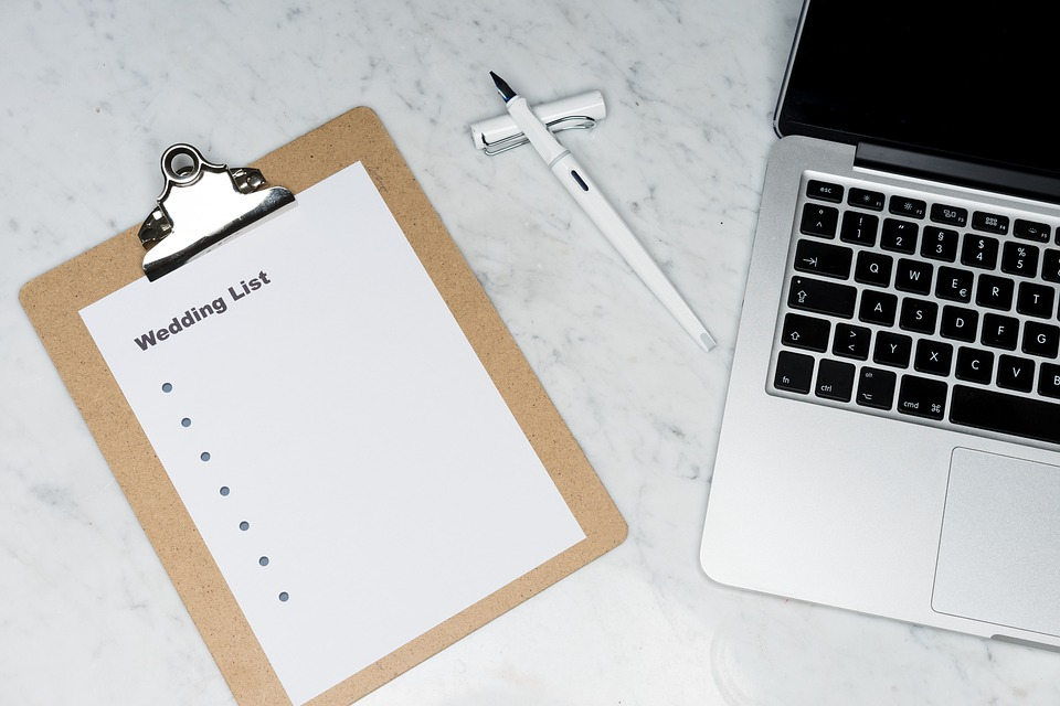 Take Time Drafting Your List of Guests