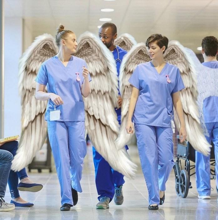Engel Krankenschwestern Ärzte - Kostenloses Foto auf Pixabay