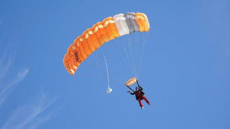 Fallschirmsprung, Tandem Jump