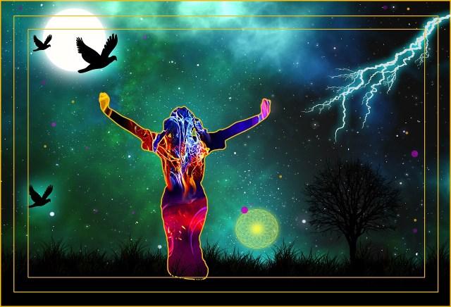 ΕΝΑ ΜΗΝΥΜΑ ΠΡΟΣ ΤΟΥΣ ΑΦΥΠΝΙΣΜΕΝΟΥΣ Σύμπαντος Αφυπνίσει Ξύπνημα - Δωρεάν εικόνα στο Pixabay