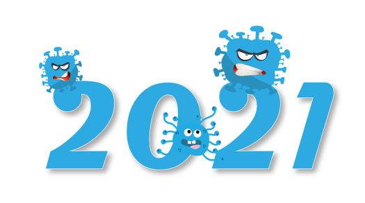 New Year'S Day Year 2021 - Free image on Pixabay