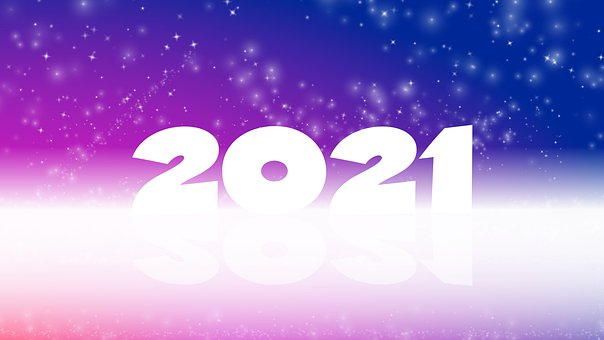 New Year'S Eve, 2021, Happy New Year