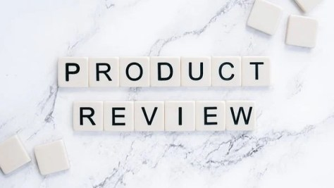 how to write a product review template