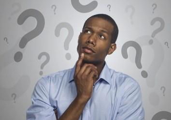 Man, Thinking, Doubt, Question, Mark, Idea, Problem