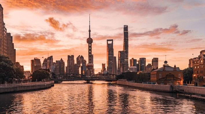 Xangai, Pudong, Lujiazui, Pérola Do Oriente, China