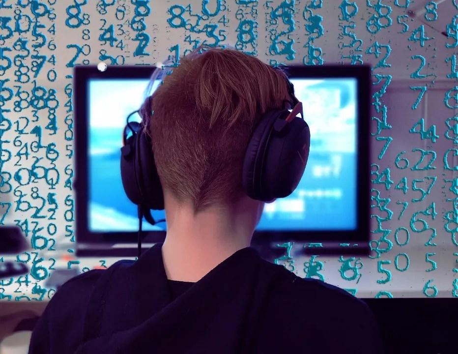 Giocatore, Computer, Cuffie, Pc, Gioco, Giochi