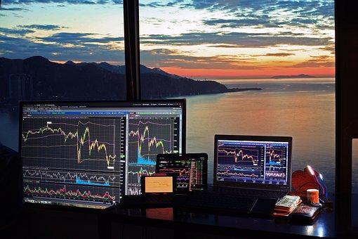 Stock Market, Trading, Stocks