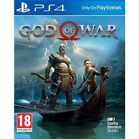 Find the best price on God of War  PS4    PS4 Games   Compare deals     God of War  PS4