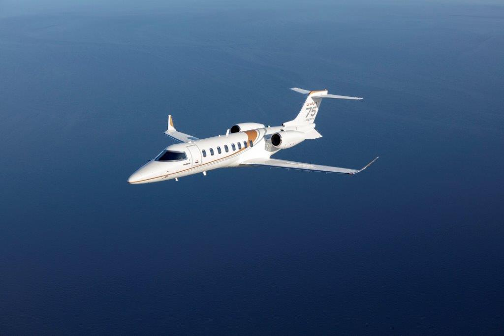 How The New Learjet Liberty Is New And How It S Not
