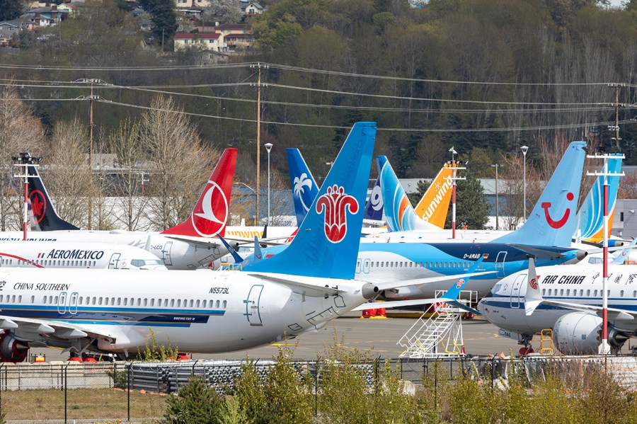 boeing 737 max 8 - House Transportation Committee Slams Boeing And FAA In 737 Max Debacle