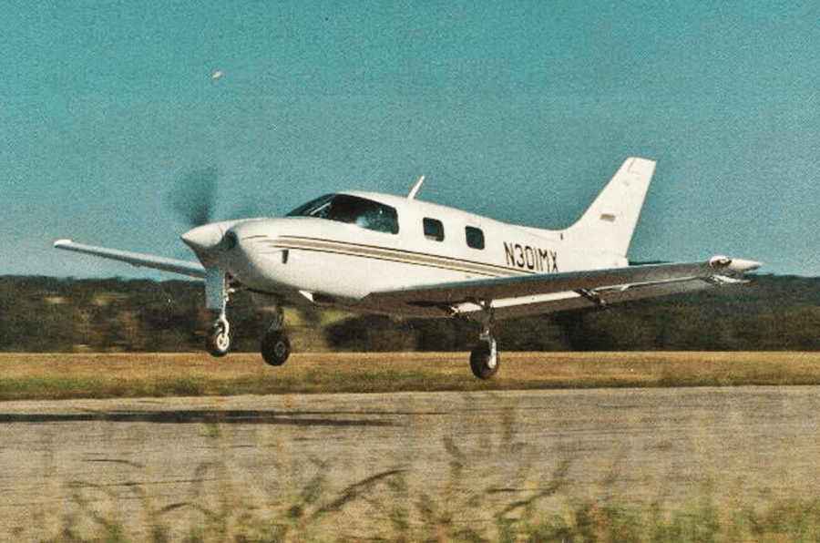 mooney 301 - The Mooney 301: Fast, Efficient And Good Looking