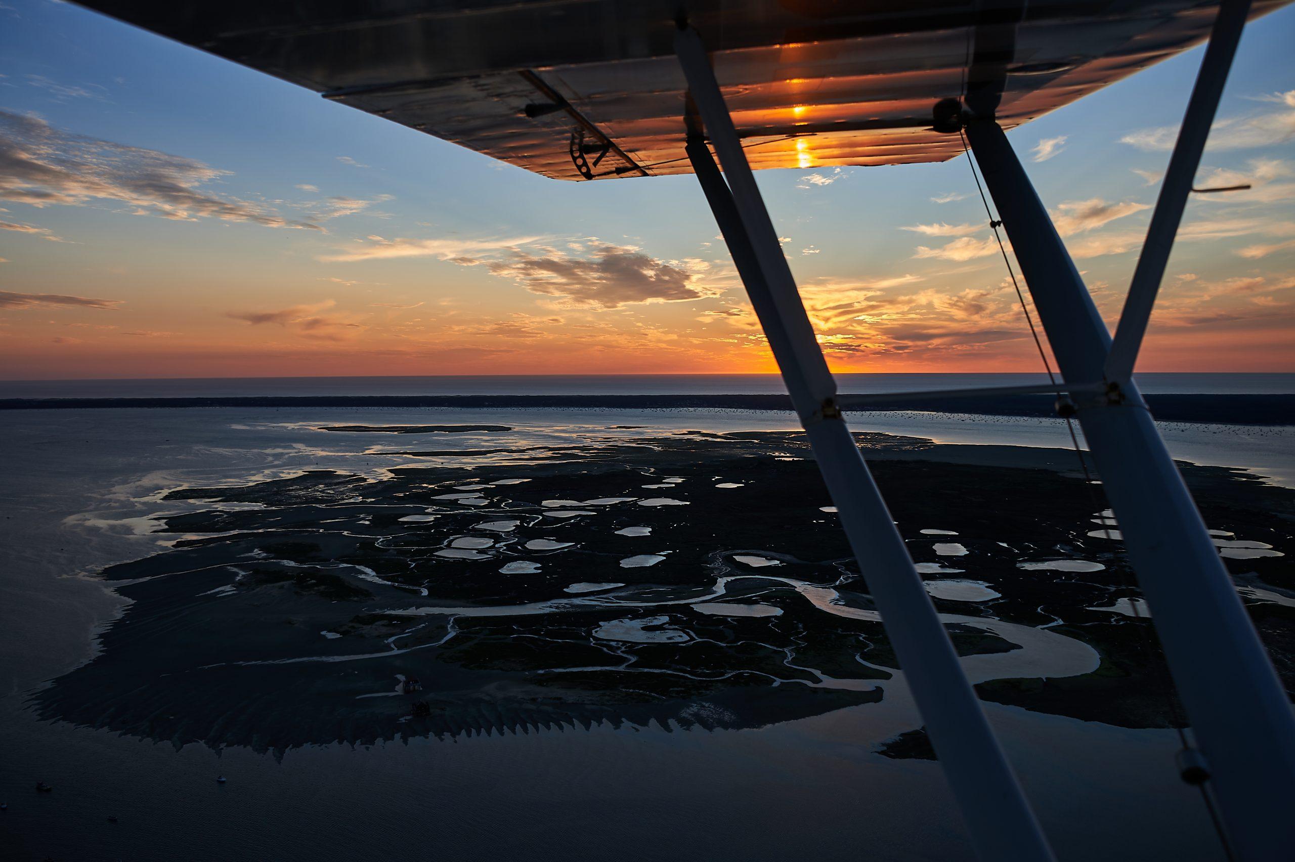 Benjamin Ballande wingtip shot 1 640x426 - Bird Island From A Super Cub