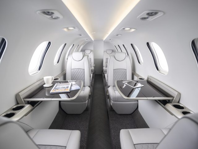 Honda Aircraft Company concept cabin 640x480 - New Jet From Honda Could Be A Controversial Game Changer