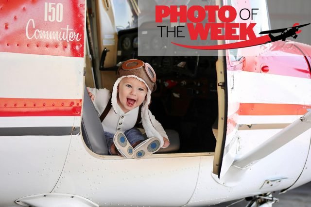 little kid 1502 1 640x427 - Photos Of The Week: A Party We All Want To Fly To