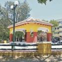pergola plaza nunoa