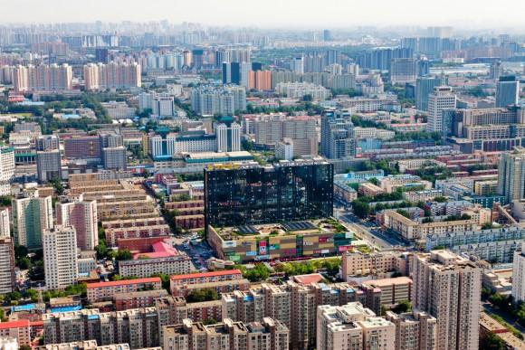 Beijing, China. © ahenobarbus, vía Flickr.