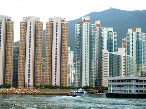 Hong Kong, China. © wirralwater, vía Flickr.