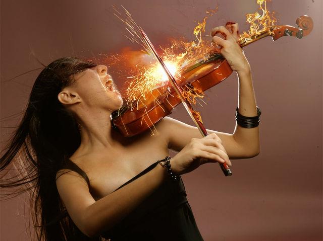 A paixão é melhor combinada com qual emoção humana?