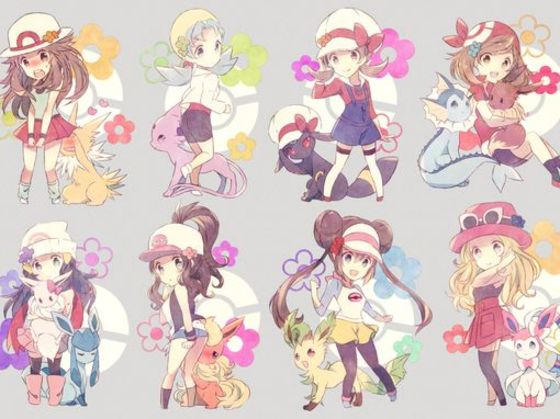 Which Female Pokemon Trainer Is Your Twin Playbuzz