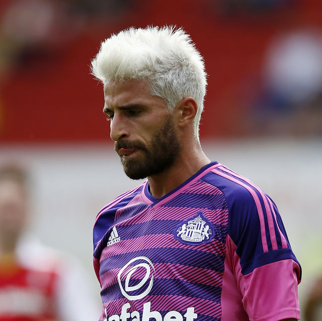 Rank The Footballers Who Have Recently Dyed Their Hair