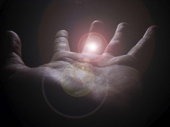 Sua alma brilha através de qual parte de você?