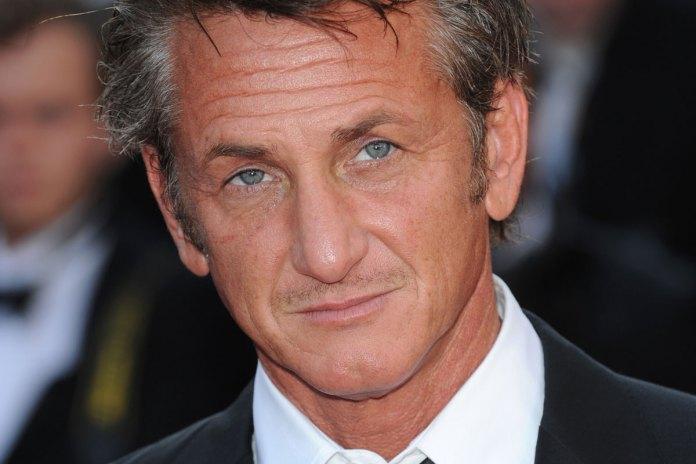 Sean Penn nawe azaza i Kigali