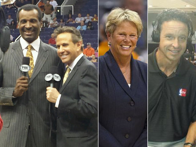 Who Are The Top Broadcasting Teams In The Nba Playbuzz