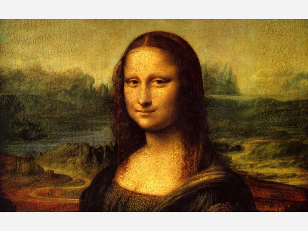Image result for mona lisa