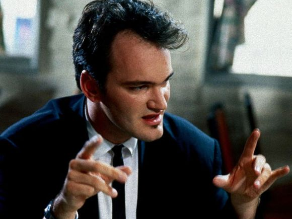 Along with writing and directing, what role did Quentin Tarantino play in Reservoir Dogs?