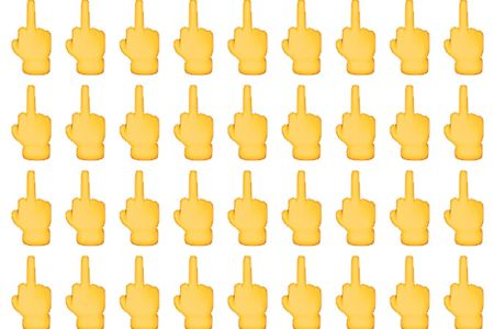 pinterest anahi fondos pinterest emojis wallpaper and emoji pinterest anahi middle finger emoji illustration winking face stock vector middle finger emoji