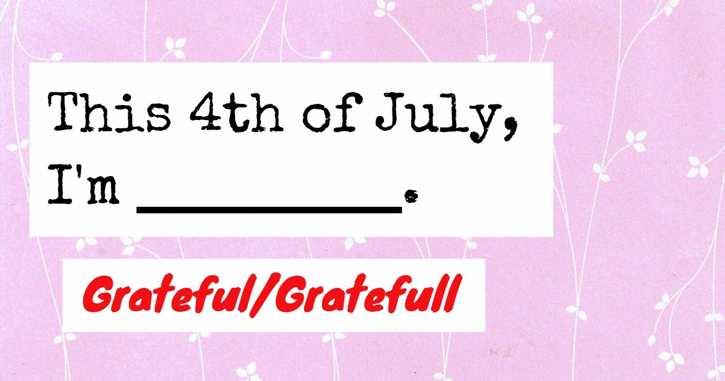 98 Of Americans Fail This 4th Of July Spelling Test