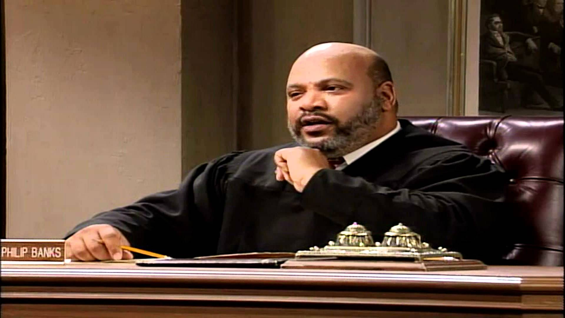 Image result for uncle phil picture judge
