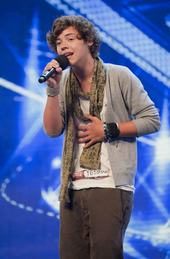 Image result for harry styles audition